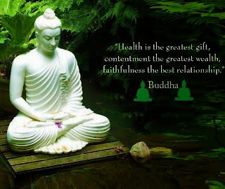 Buddha famous quotes on health