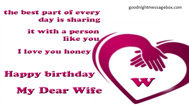 60 Happy Birthday Wishes For Husband And Wife Quotes And – Happy Birthday Greeting for Wife