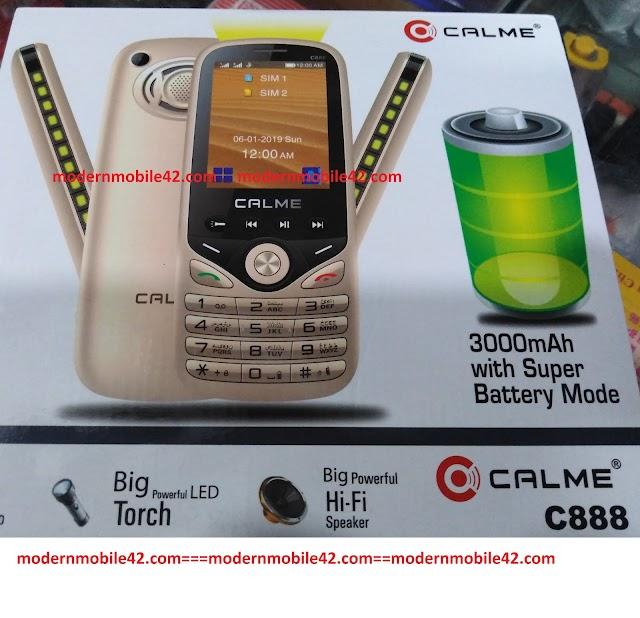 calme c888 flash file