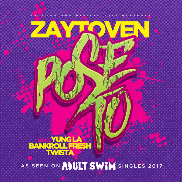 Zaytoven - Pose To (feat. Bankroll Fresh, Yung L.A. & Twista) - Single   Cover