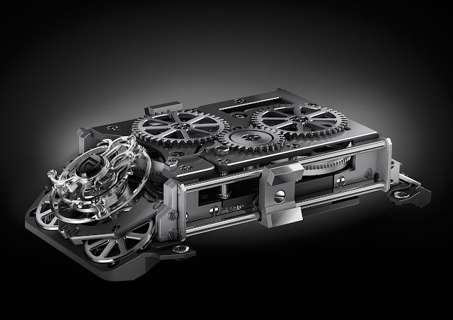 Christophe Claret X-Trem-1 machine