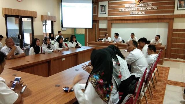 Studi Komperasi Kecamatan Bumiaji ke Kecamatan Sukodono Kabupaten Sidoarjo