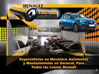 Servicio de Escaner Especializado Renault Motortec GB