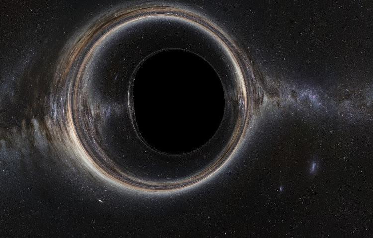 Scoperto forse il buco nero più vicino alla Terra