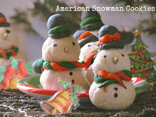 American Eggless Cookies