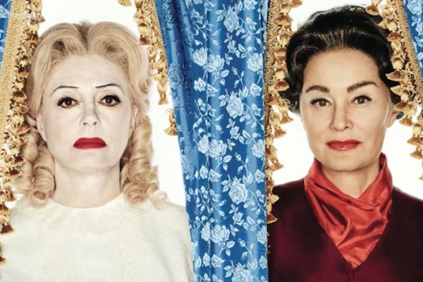 Susan Sarandon and Jessica Lange in Feud © Fox Studios Bette Davis costume guide