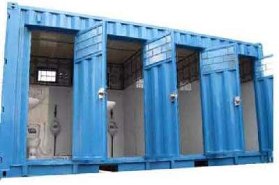 Container toilet, container nhà vệ sinh