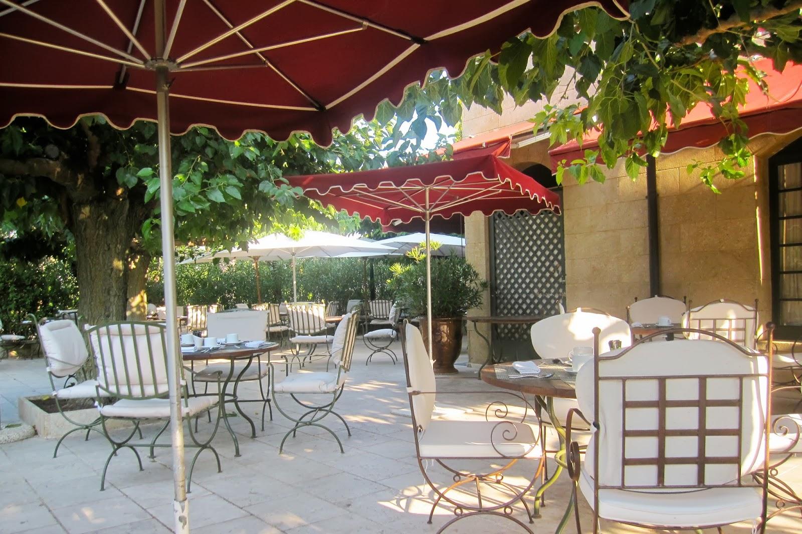 Destination fiction st r my de provence for The terrace brunch