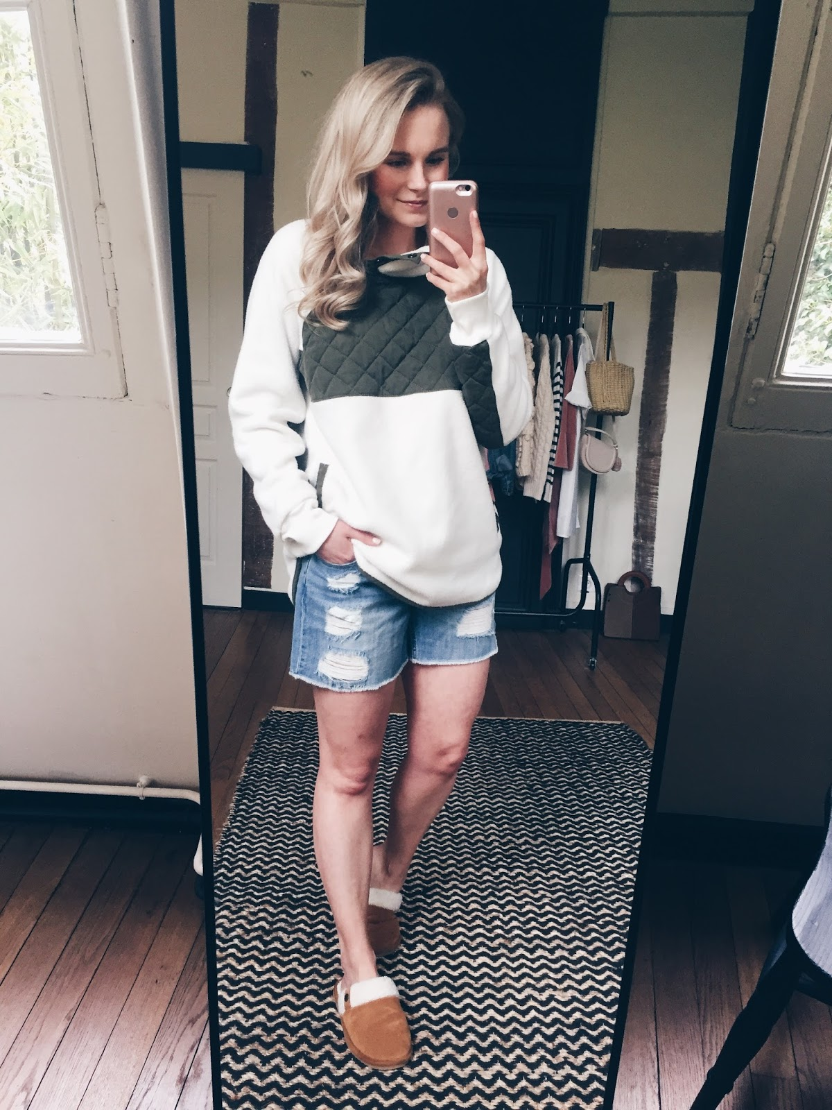 abercrombie pull over sweater