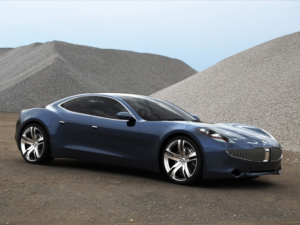 Fisker Karma Sports Car