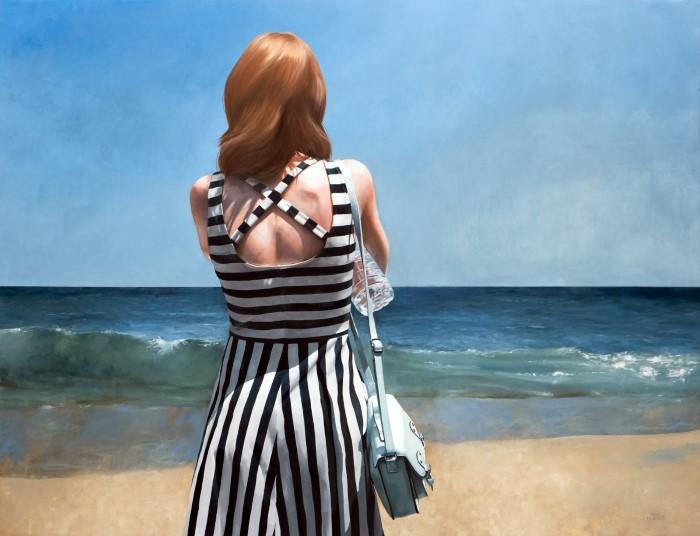 Гипер-реалистичные картины. Marc Figueras