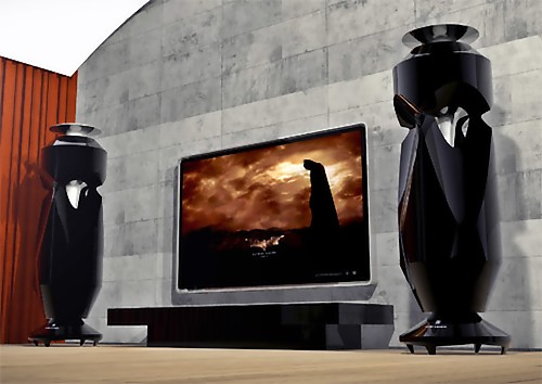 15 Unusual Speakers And Modern Speaker Designs Part 2