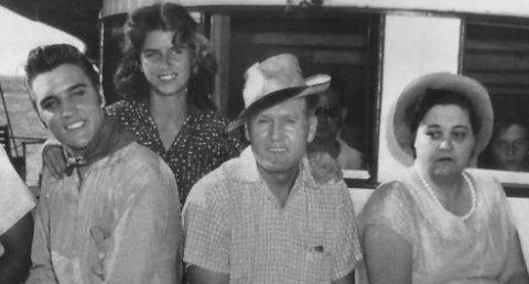 Elvis and June: A Love Story movieloversreviews.filminspector.com Elvis Presley June Juanico