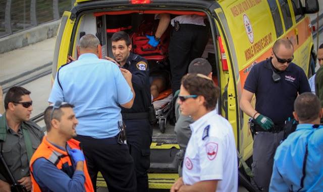 7 heridos en accidente en el Golan, cuatro de gravedad