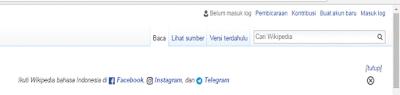 menulis di wikipedia