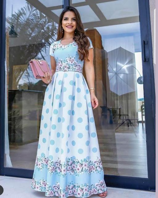 vestido longo loja flor de amêndoas