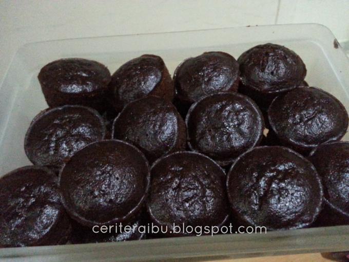 Apam Coklat yg Sedap dan mudah!!