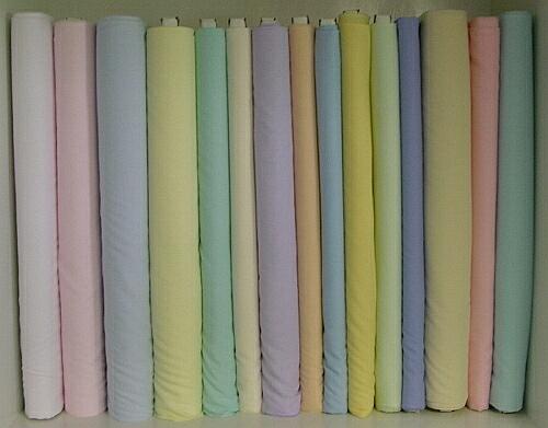 Con las manos en la aguja telas ligeras - Telas economicas para cortinas ...