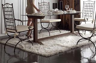 mesa forja varios tamaños