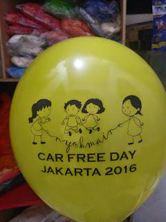 Balon Printing ~ Balon Stik