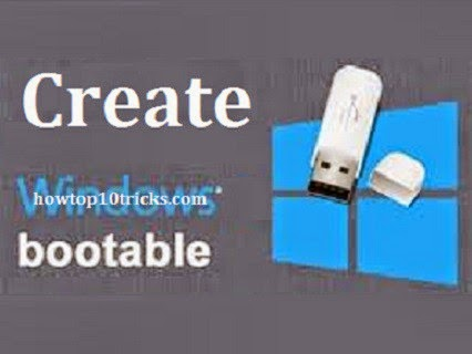 How to Create Any Windows Bootable image picture