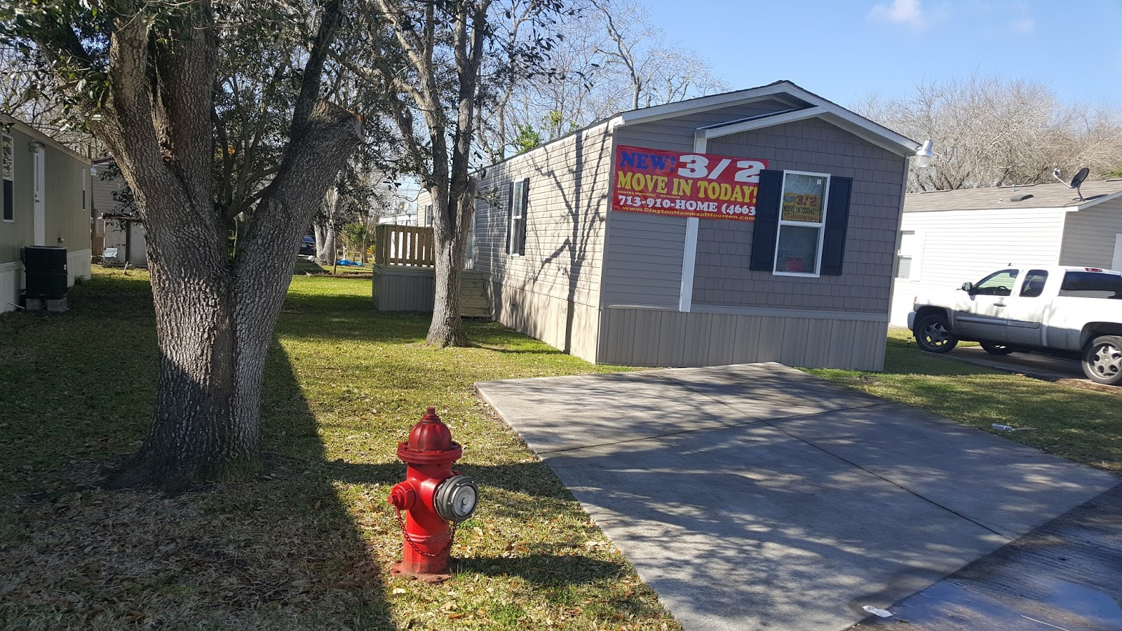NEW Mobile Home For Sale Bacliff Texas Galveston County BAYWIND MOBILE HOME PARK