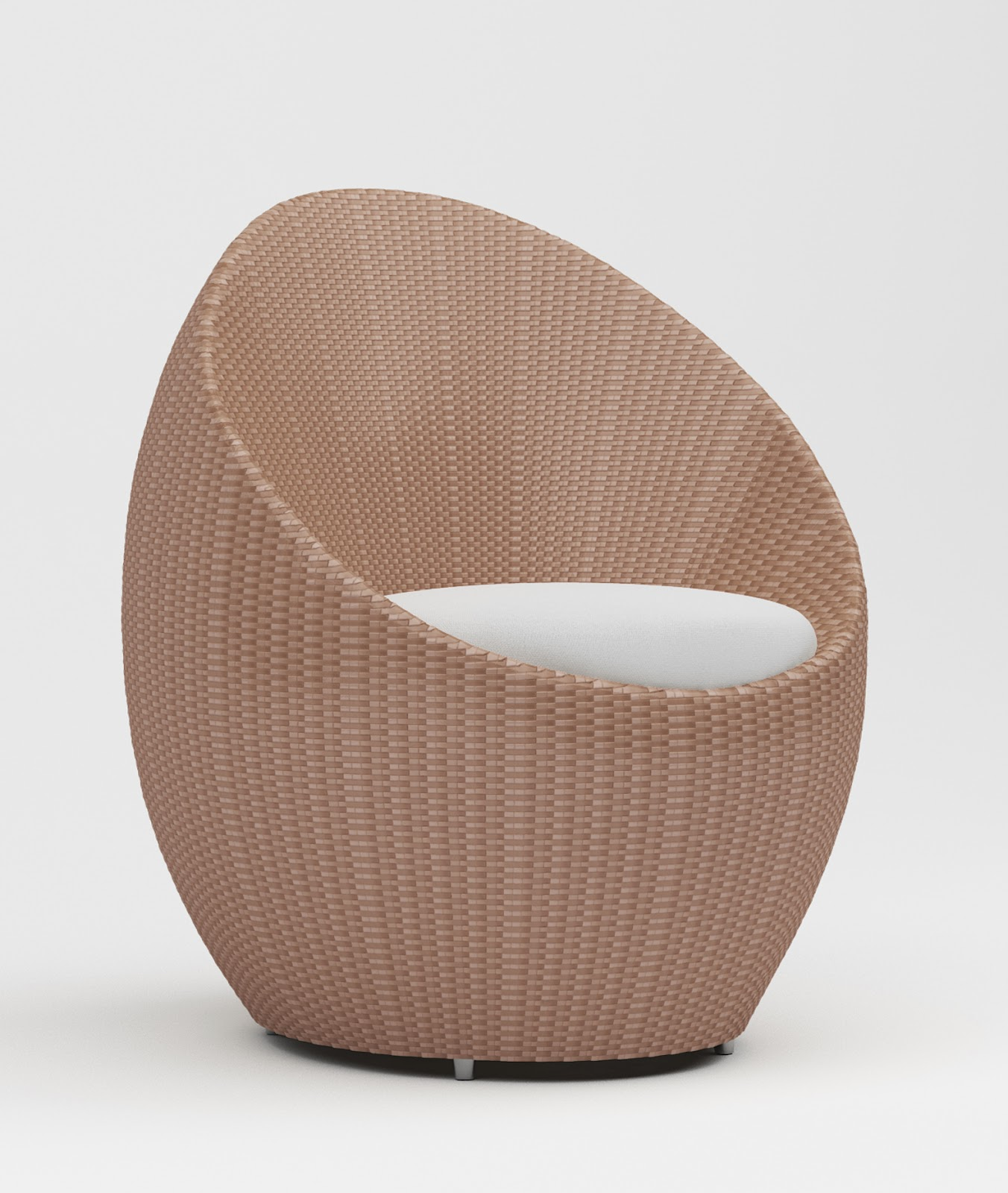 Eggshell Chair Jun Aguelo 3d Artist Eggshell Chair