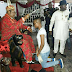 """#BBNaija:  Marvis Receives Blessing her Father, """"The King"""" [photo]"""