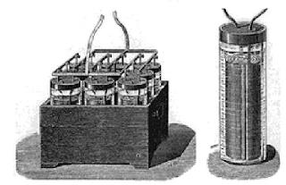 primeira bateria chumbo acido recarregavel