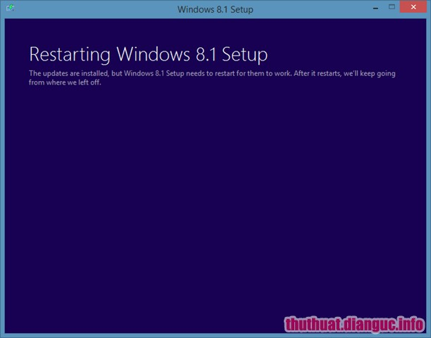 How to Repair Win 8.1 with a DVD USB boot