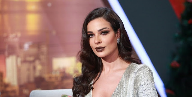 نادين نسيب نجيم: عاتبة على نادين الراسي لهذا السبب!