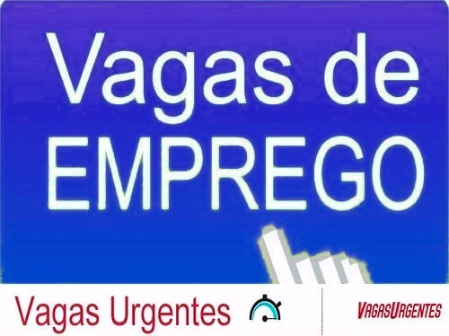 Vaga de emprego