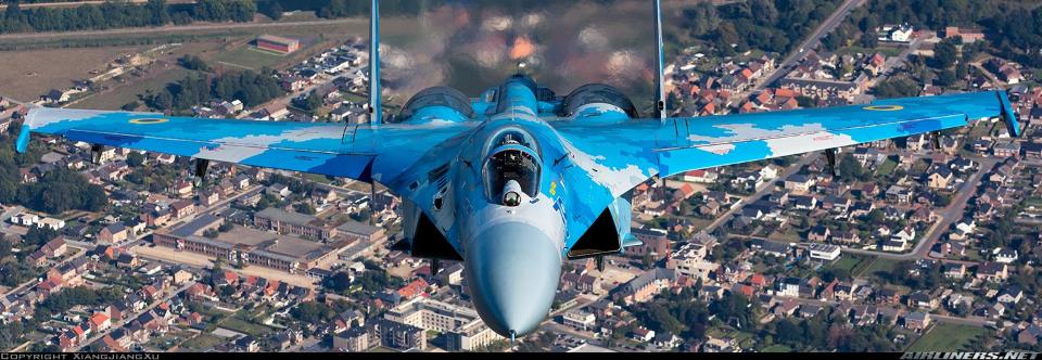 Характеристики модернізованого винищувача Су-27
