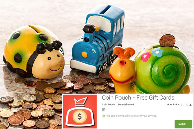 Coin Pouch App