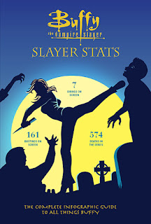 Insight Editions Buffy the Vampire Slayer Slayer Stats Book