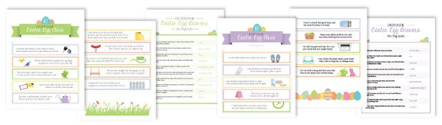 Easter is one of the most colorful holidays. All the printables you'll find all over the internet are just to die for at this time of year. I've round up 13 of my favorite FREE Easter and Spring printables all in one place. There are ideas here for games, Easter Baskets, and Egg Hunts for both adults and children. Plus some of the cutest printable decor you ever saw!