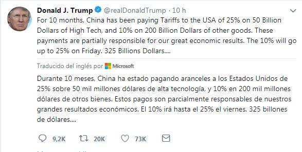 Twitter Donald Trump