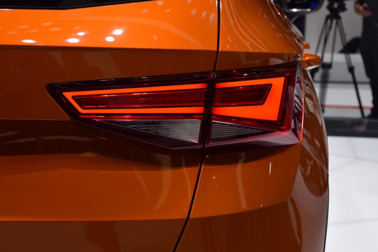Seat Ateca 2017 - Mẫu SUV cỡ nhỏ bình dân tại Geneva Motor Show 2016