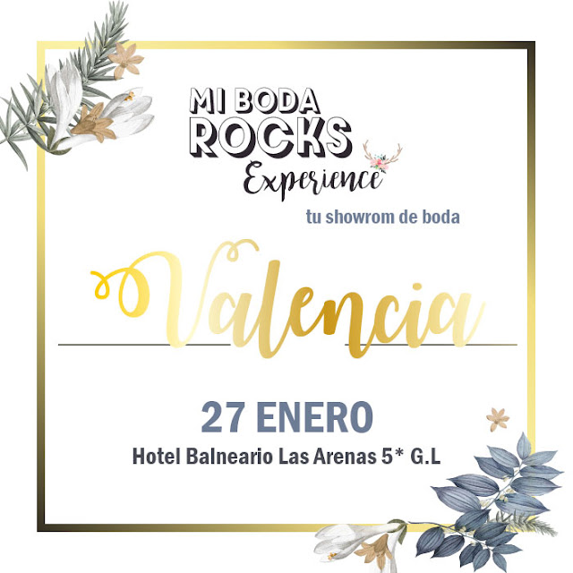 showroom nupcial Mi Boda Rocks Experience Valencia 2019