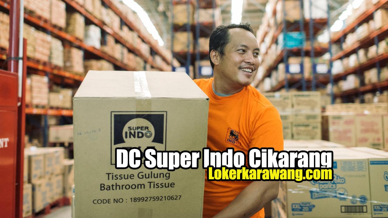 DC Super Indo Cikarang Terbaru