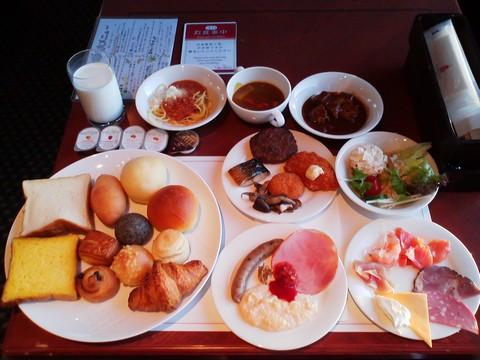 洋食バイキング¥2,550-1 オーセントホテル小樽カサブランカ