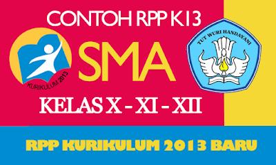 RPP Biologi SMA Kelas X Kurikulum 2013 Revisi 2016 (SMA, SMK, MA)