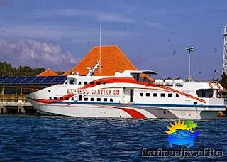 transportasi menuju pulau karimunjawa
