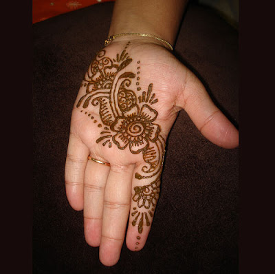 Tattoo Ideas Easy Hand Henna Designs For Hand Feet Arabic Beginners