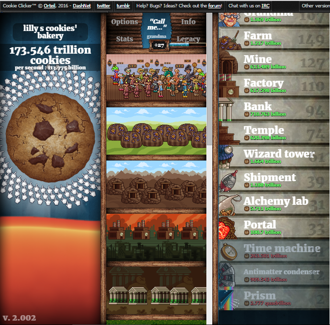 Psychology of Play: Cookie Clicker
