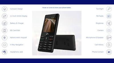 Jio mobile 1500