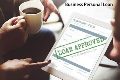 Business Personal Loan - Pinjaman Bank BCA Untuk Modal Usaha Tanpa Jaminan