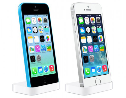 Apple 5S Docks