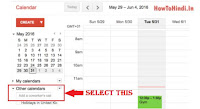 download google calendar