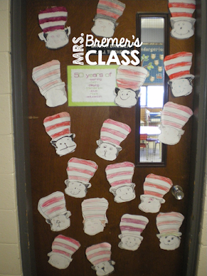 Dr. Seuss Day! A wrap up to our Dr. Seuss unit in Kindergarten in March.
